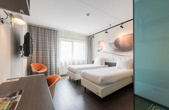 Hotelkamer Papendal
